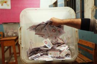 エジプト、新憲法の是非問う国民投票で賛成多数=内務省高官