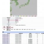 【2014年5月3日岐阜県飛騨地方 地震連発】