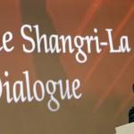 シンガポールで開かれたアジア安全保障会議でも「きのこ雲」をあげているようです
