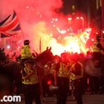 日本メディアはなぜスコットランド・グラスゴーでの衝突を報じないのか