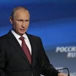 さすがプーチン!制裁のおかげで国の発展達成の意欲が強化