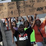 【ファーガソン事件】米国で抗議行動 400人以上が逮捕される ~またマッチポンプ事件