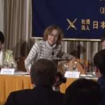 【イスラム国人質】後藤健二氏の母、笑顔の会見を見ました