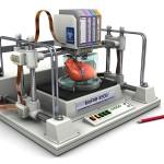 3Dプリンターで移植用臓器、大阪大など研究