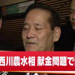 さとうきび西川「堪え難いイメージを作られた」 安倍首相に辞表提出