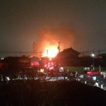 【修正】ここ5ヶ月ほどで全国のお寺関連の火事が15件。その内、全焼10件