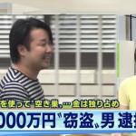 """少年を使って""""現金や指輪など3100万円""""独り占め ~「容疑すり替え」のニオイがします"""