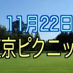 2015年11月22日 秋ピクニックのお知らせ in 東京