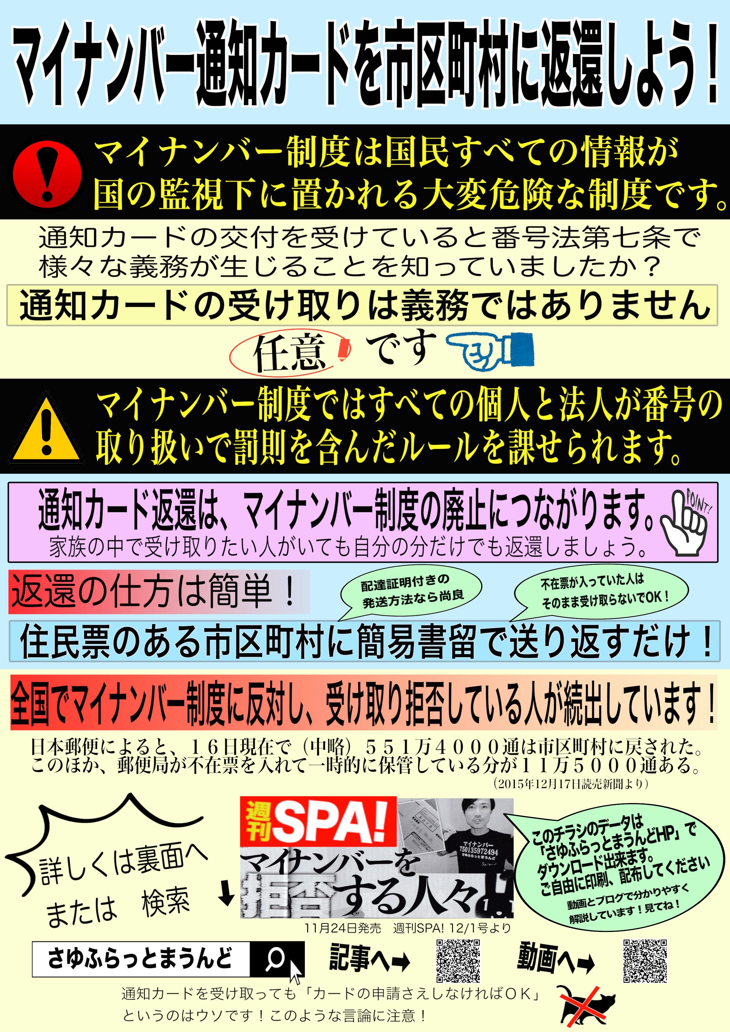 ちらし vol.3QRコード