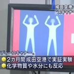 <監視社会>人体データを集める為、搭乗客の服を透視して航空機内への危険物の持ち込みを防ぐという嘘目的の「ボディースキャナー」を2020年までに設置