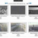 世界中の防犯カメラの映像が見られるインターネットサイトが話題 ~世界中で2万5000カ所以上、日本だけで約6000カ所登録