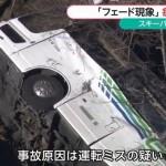 <軽井沢スキーバス転落事故>車両に不具合見つからず、「運転ミス」で事件を終わらそうとしているようです。 ~「甘利、雪・寒波、琴バウアー」で消される事故報道