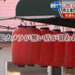 監視社会の為の事件1 <埼玉県幸手市バール連続窃盗事件>監視カメラ業者にはずいぶんとありがたい事件ですね。