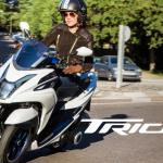自動運転社会でバイク業界が淘汰されないよう、転ばないバイク作りにメーカーが奮闘