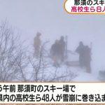 軽井沢スキーバス転落事故一つの事件で起きたことが、今回、格安ツアー「てるみくらぶ」破産と那須町雪崩8人死亡、同日同時に起きる